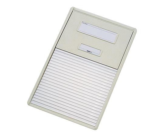 カードインデックス B5(横1面)15名用 オフホワイト HC101C