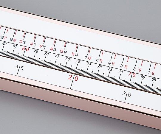 乳児用身長計[3つ折り型] 450~900mm YS802-P