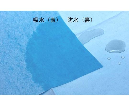 ブルードレープ(穴あき・テープ付き) φ30円穴中央 RBD66H3TN