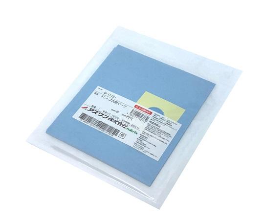 ブルードレープ(穴あき・テープ付き) φ63円穴中央 RBD99H6TN