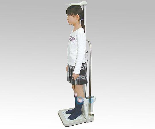 [取扱停止]デジタル身長・体重計[検定付] DST-210S