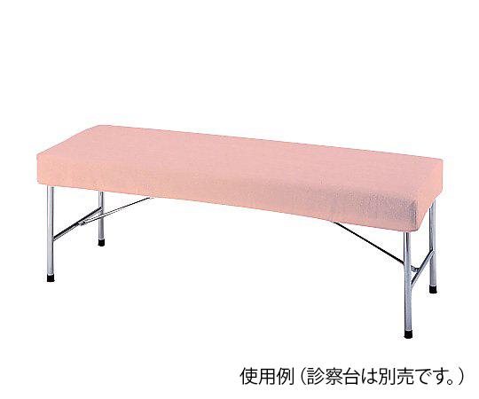 診察台カバ- C-700P ピンク 700×1800mm用