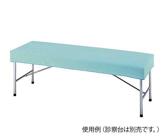 診察台カバー ブルー 650×1800mm用 C-650B