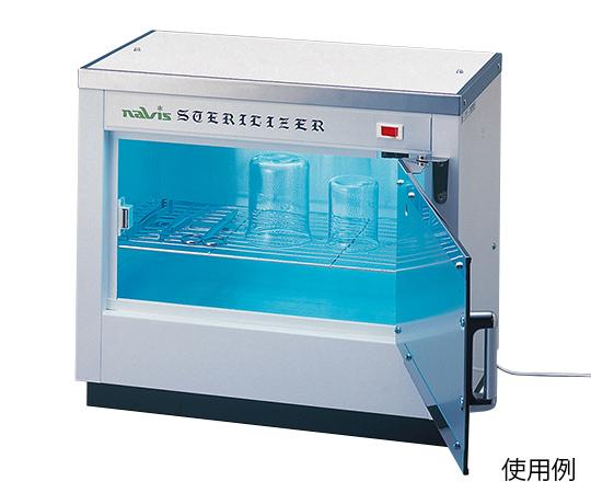 ■海外仕様 殺菌線消毒保管庫 427×246×372mm 220V±6%  DM-5