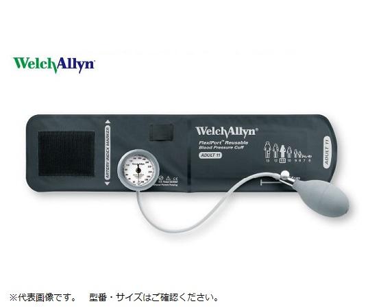 アネロイド血圧計[デュラショック・ゲージ一体型スタンダード] 成人用(中) DS44-11