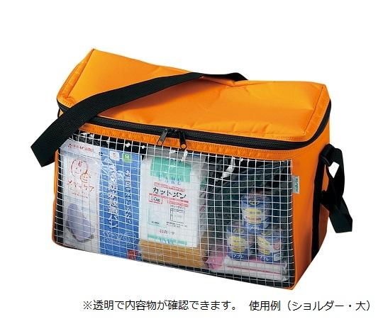 救急・応急処置用バッグ[透明・耐寒タイプ] ボストン