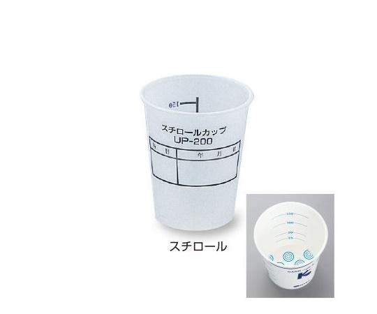 採尿カップ 100個入 スチロール(UP-200φ71)