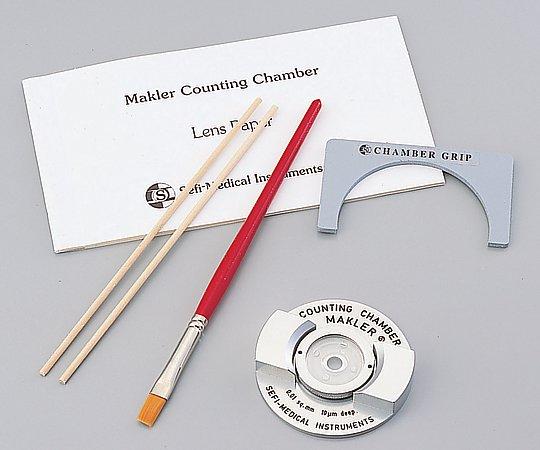 マクラー精子カウントチャンバー 新タイプ 検鏡面サイズφ6mm