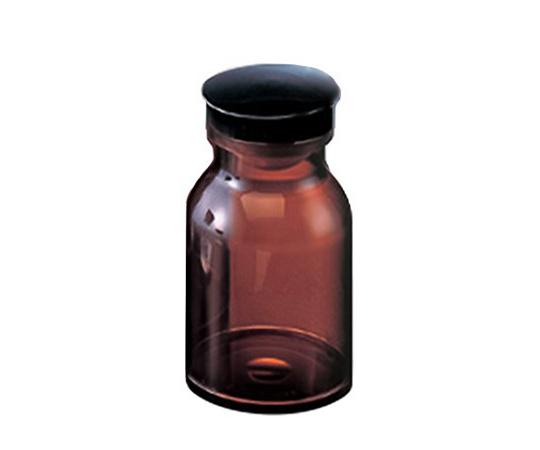 散薬瓶 300mL 透明 キャップ黒 1本 300mL(透明)