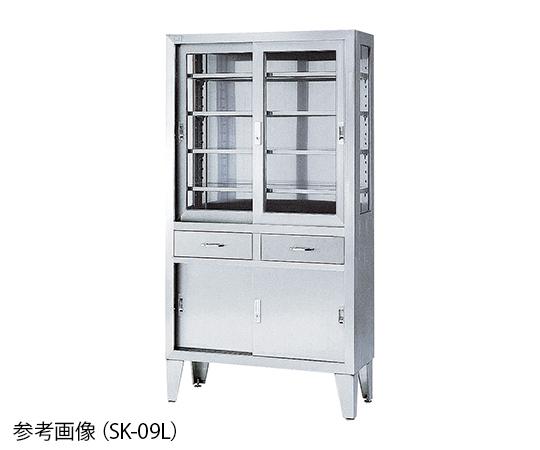 器械戸棚(引出し付き)  SK-09L