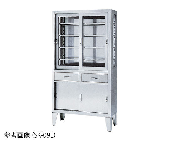器械戸棚(引出し付き)  SK-12L