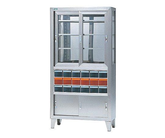 [取扱停止]器械戸棚 900×360×1750mm SK-9AP