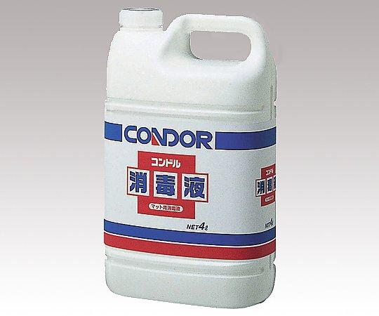 消毒マット 専用消毒液 C-108 4L