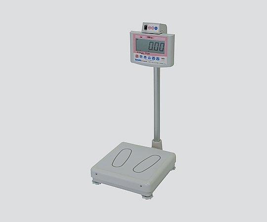 [取扱停止]デジタル体重計[検定付] 一体型 DP-7800PW