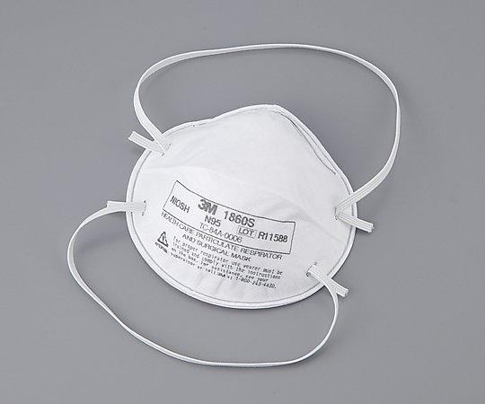 [取扱停止]3M N95微粒子用マスク 20枚入 1860S