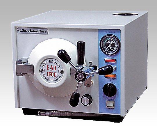 超小型卓上型高圧滅菌器 340×460×290mm EAC-1500
