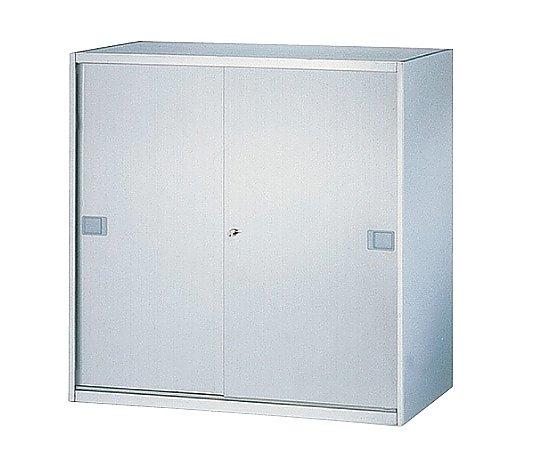 ステンレス収納庫 引き戸(ステンレス戸) 900×500×900mm