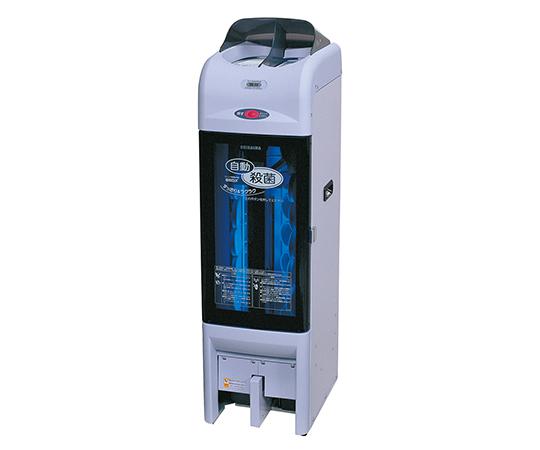 スリッパ殺菌ディスペンサー SSDX(ブルー)