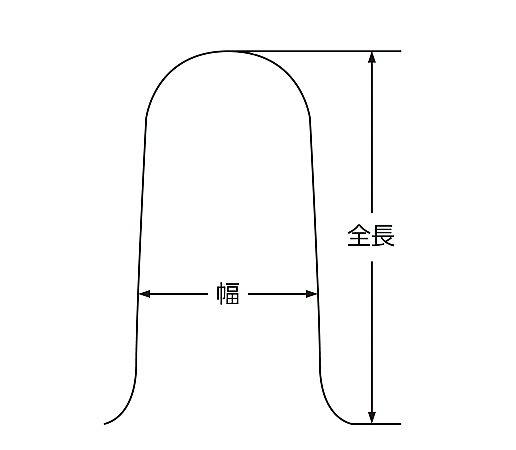 膣鏡 (ステンレス製) 桜井氏L