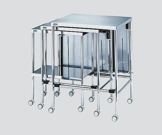 器械卓子(重ね収納型) 550×300×746mm