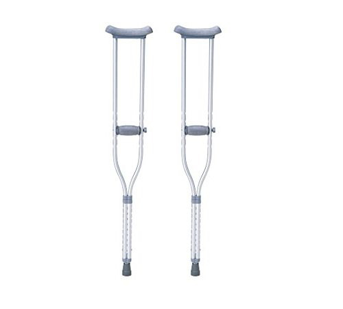 アルミ製松葉杖