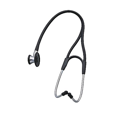 エリート聴診器 ブラック