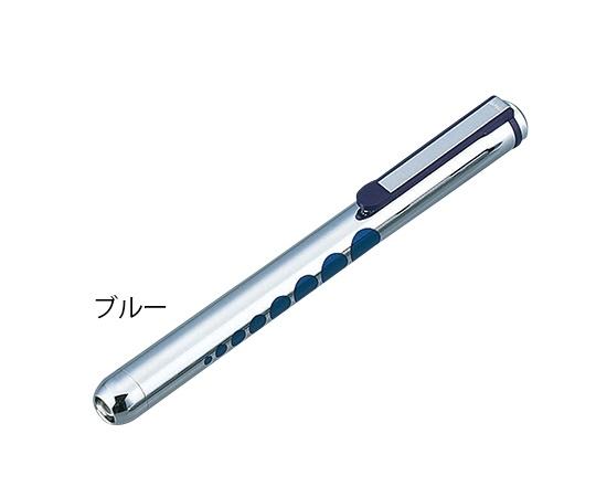 ペンライト[瞳孔ゲージ付] ブルー PH-421