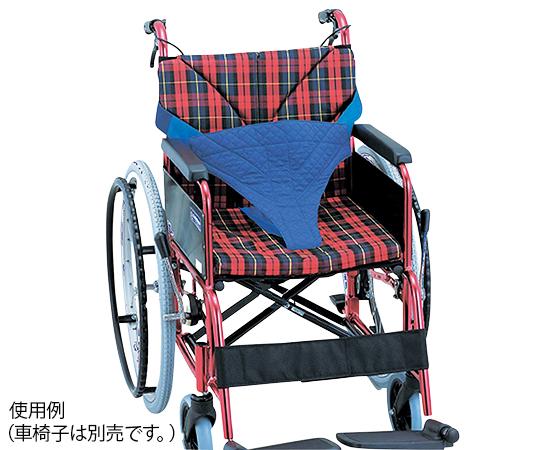 車椅子用安全ベルト