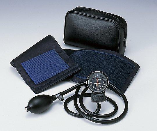 小型アネロイド血圧計 No.500 紺 本体セット