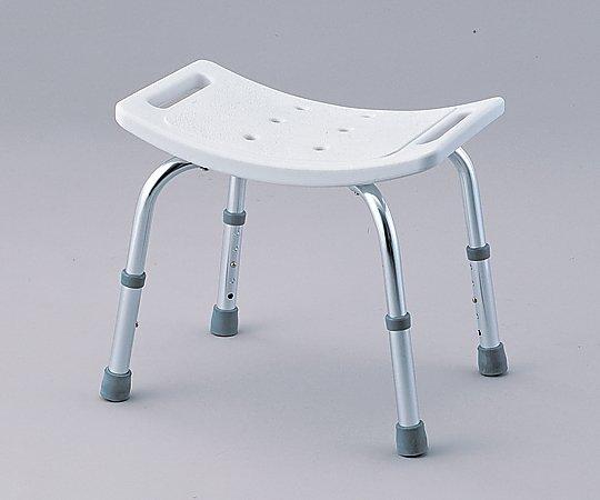 座面と背もたれが大きめのシャワーいす (交換用先端ゴム)