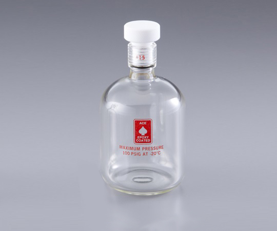 Pressure-Resistant Bottle (ACE GLASS) 50mL and others