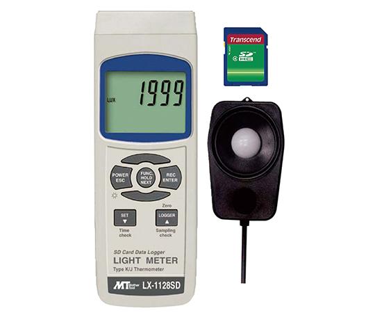 データロガー照度計 LX-1128SD