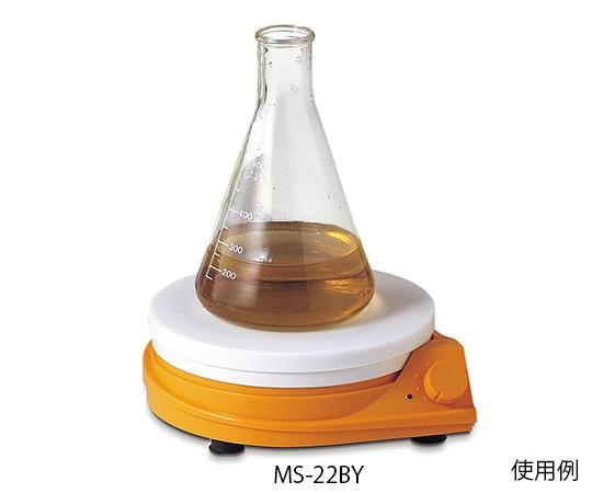 マグネチックスターラー(ローレンジ) 230×230×65mm MS-22BY