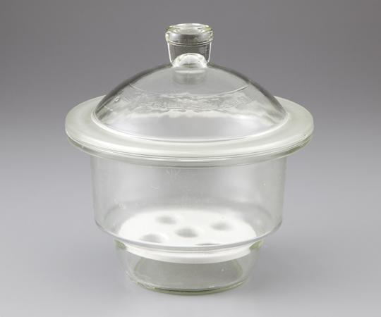 乾燥ガラス器 φ120mm 13510150Y