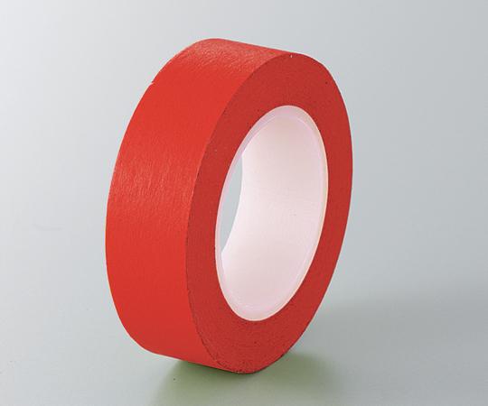 カラークラフトテープ 赤 10巻入