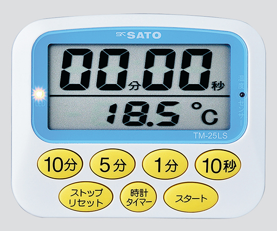 [Discontinued]Timer (With Thermometer) TM-25LS