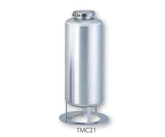 Ferrule Clamp Type Stainless Steel Pressurizing Container 5L and others