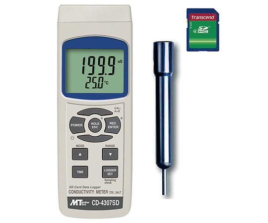 データロガー導電率計 CD-4307SD