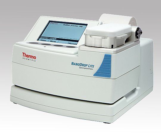[Discontinued]Ultramicro-Spectrophotometer and others