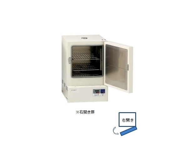 ETTAS 定温乾燥器 強制対流方式(右開き扉)窓無 OF-300B-R (出荷前点検検査書付き)