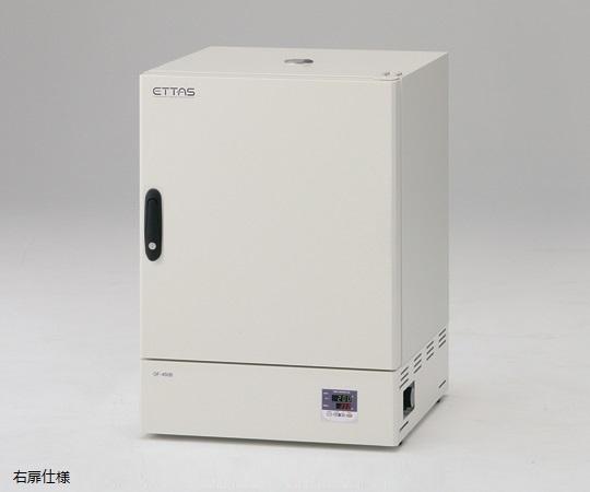 [取扱停止]ETTAS 定温乾燥器 強制対流方式(右開き扉)窓無 OF-450B-R(出荷前点検検査書付き)