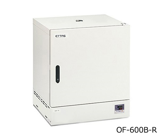 ETTAS 定温乾燥器 強制対流方式(右開き扉)窓無 OF-600B-R (出荷前点検検査書付き)