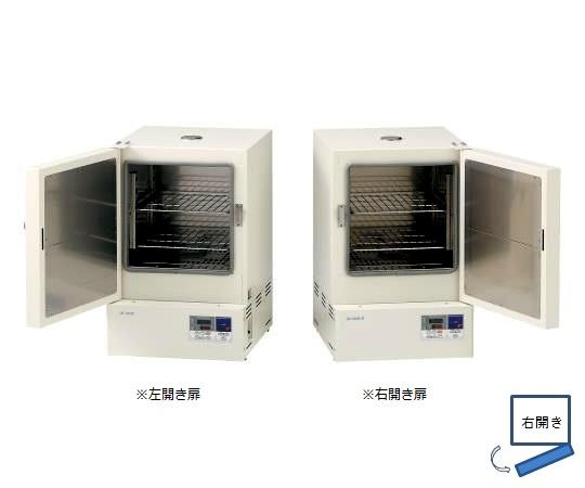 定温乾燥器 強制対流方式(左開き扉)窓付 ステンレス SOFW-600S (出荷前点検検査書付き)