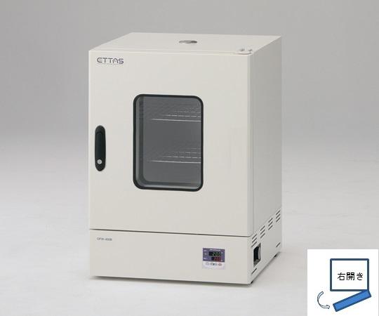 定温乾燥器 強制対流方式(右開き扉)窓付 OFW-450B-R 出荷前点検検査書付き