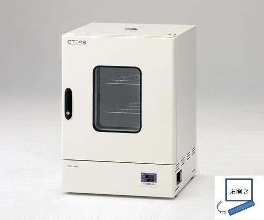 定温乾燥器 強制対流方式(右開き扉)窓付 OFW-600B-R (出荷前点検検査書付き)