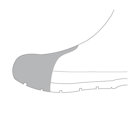 [取扱停止]APCR安全ロングブーツ TCBS23.0cm TCBS-L