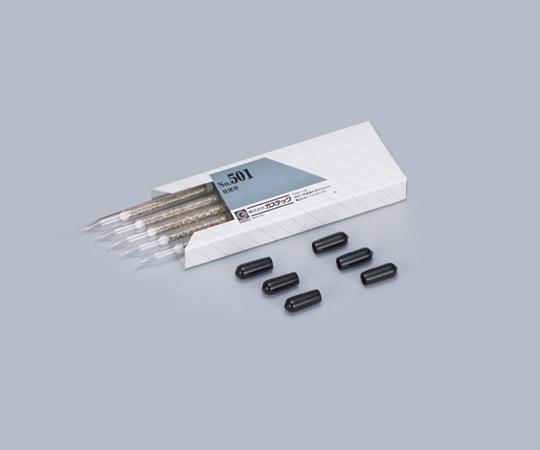 スモークテスタセット用発煙管 501 6本/箱