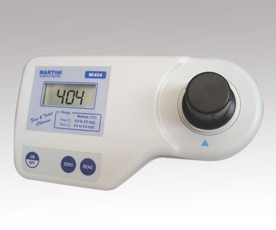 デジタル残留塩素計