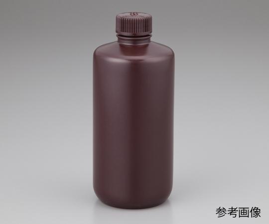 細口試薬ボトル 褐色