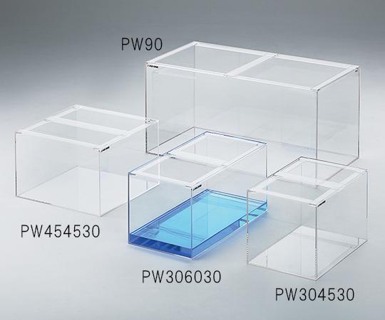 アクリル水槽 約50L PW454530